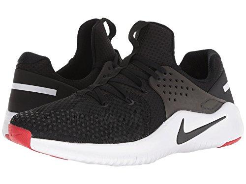 [NIKE(ナイキ)] メンズランニングシューズ?スニーカー?靴 Free Trainer V8 Black/White/Red Blaze 13 (31cm) D - Medium