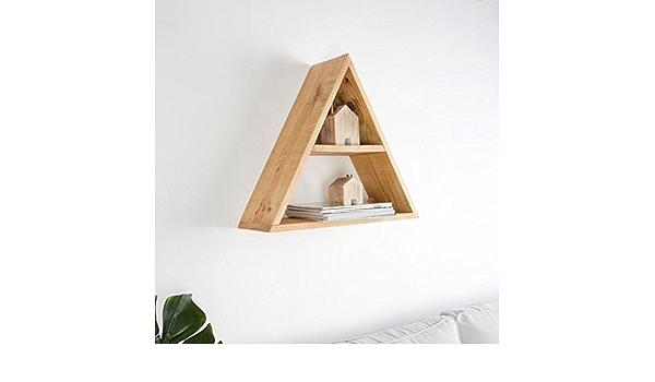 BANAK Nordic pirámide – Madera – 60 x 20 x 52 cm – Color ...