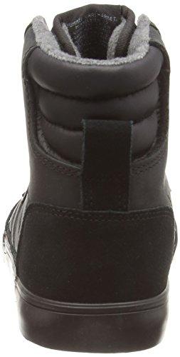 Hummel Stadil Oiled - Zapatillas de otra piel unisex Negro