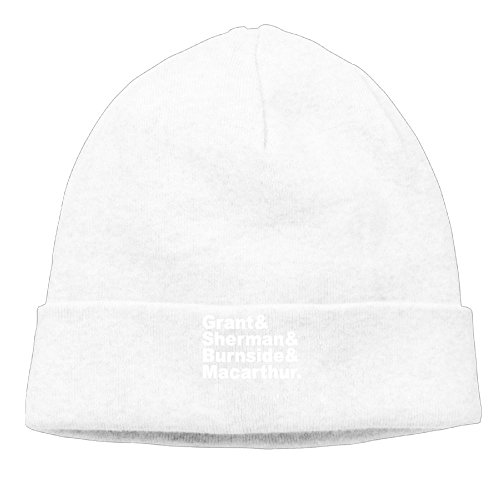 Fewgthter Unisex Grant & Sherman & Burnside & MacArthur Fashion Caps - Sherman Fashion