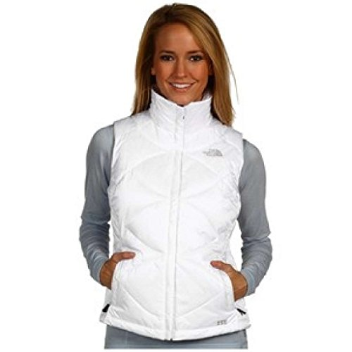 The North Face Women's Aconcagua Vest - TNF White - M (Past Season) (North Face White Vest)