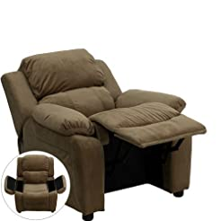 Flash Furniture Deluxe Heavily Padded Co...