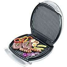 George Foreman Lean Mean Fat Reducing Grilling machine Owner's Manual