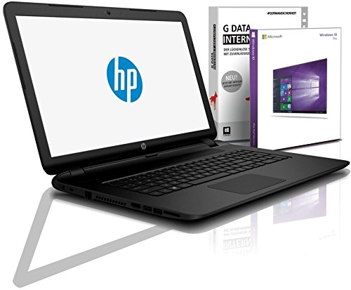 HP (15,6 Zoll HD+) Notebook (AMD A4-9125 2×2.6 GHz, 8GB DDR4, 256 GB SDD, DVD±R/RW, Radeon R3, HDMI, Webcam, Bluetooth…