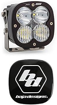 Baja Designs XL80 UTV LED Light Driving Combo Pattern