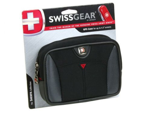 Swiss Gear Gps Case Fits up to 4.3