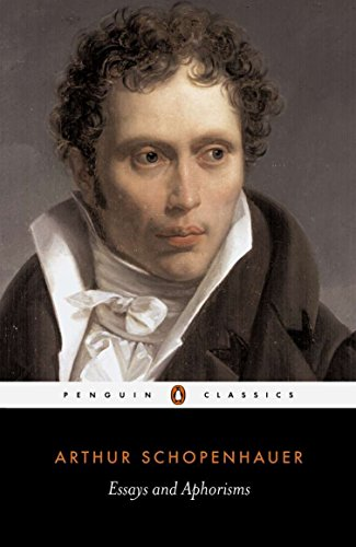 Essays and Aphorisms (Penguin Classics)