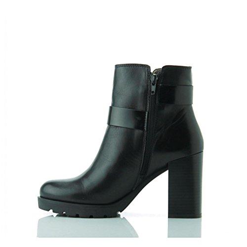 Tosca Blu - Zapatos de vestir de Piel para mujer negro negro