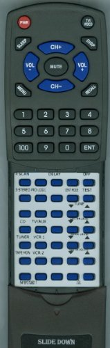 JBL Replacement Remote Control for 541810128011, JSR635