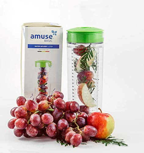 Amuse- Ecozen Unbreakable 34 oz Fruit and Herbs