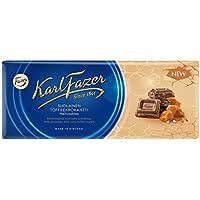 Fazer Milk Chocolate With Salty Toffee Crunch (200g)