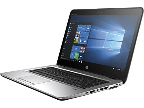 HP HP 745-G3 EliteBook 14″ Notebook, Full-HD Display, AMD A8-8600B Quad-Core, 128GB Solid State Drive, 8GB DDR3, Backlit Keyboard, Bluetooth, 802.11n, Win10Pro (Certified Refurbished)