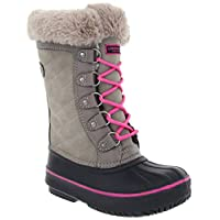 London Fog Girls Beckenham Cold Weather Snow Boot