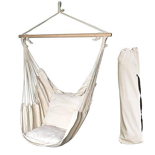 Chaise suspendue hereuthere hamac suspendu fauteuil sige chaise suspendu charge kg avec barre - Chaise hamac suspendu ...