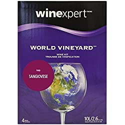 Midwest Homebrewing and Winemaking Supplies Italian Sangiovese (World Vineyard)
