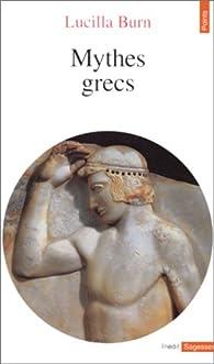 Mythes grecs par Lucilla Burn