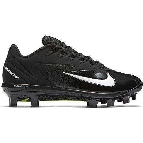 US 11 NIKE Anthracite Pro M Men's Ultrafly MCS Size Cleat White Vapor Baseball 5 Black qqw6TPB