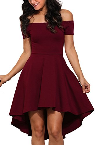 high low bodice dress - 8