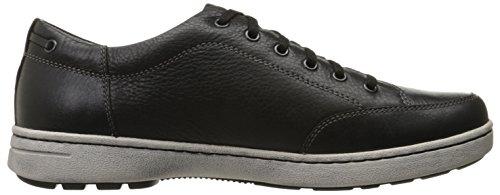 Dansko Hommes Vaughn Mode Sneaker Noir Dégringolé Pull Up