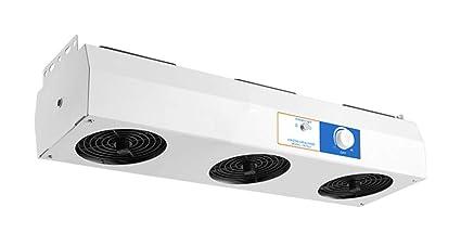Hanchen Ventilador de Ion Industrial Ionizador Antiestático con 3 ...