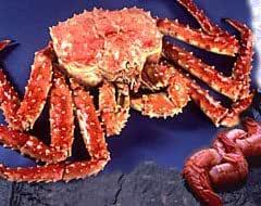 #Eat fresh King Crab in Alaska! - http ...  Giant Alaskan King Crab Legs