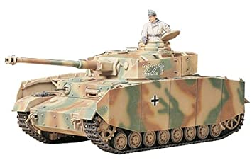 Tamiya 300035209 1: 35 WWII Automotive 161/1 Panzer IV H Fr