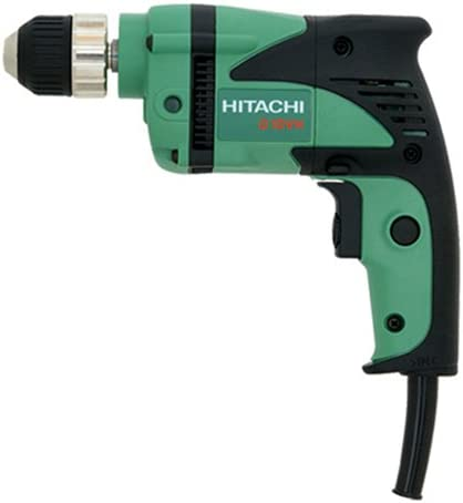 Hitachi D10VH 6.0-Amp 3 8-Inch Reversible Driver Drill with Keyless Chuck