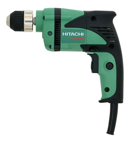 Cheap Hitachi D10VH 6.0-Amp 3/8-Inch Reversible Driver Drill with Keyless Chuck