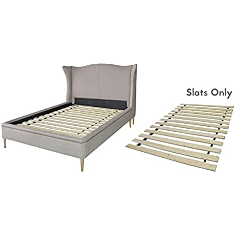 Continental Sleep Heavy Duty Wooden Slats Full
