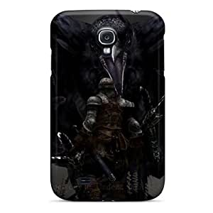 Great Hard Phone Case For Samsung Galaxy S4 With Unique Design Stylish Rise Against Pattern ChristopherWalsh