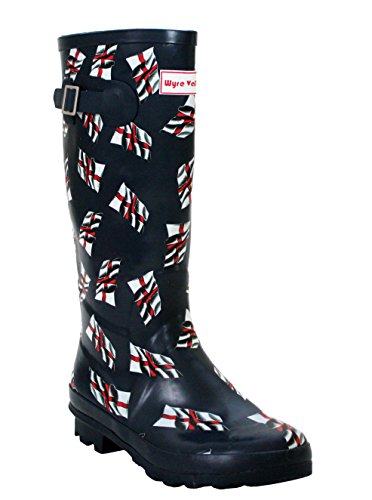 Botas Flags Footwear Chica Mujer Agua De amp;h Trabajo A England BxEnqw6zn