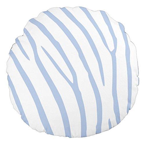 Cojín redondo gran animal Print- Mini redondo almohadas para ...