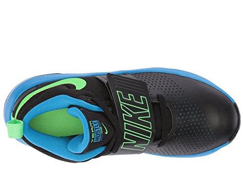 Black Kids' Blue photo Shoe Green Basketball Nike Hustle 8 Rage Team D Gs d1wUqw68TW
