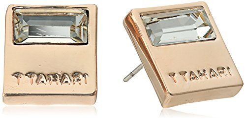 t-tahari-rose-gold-square-button-with-crystal-baguette-stone-stud-earrings