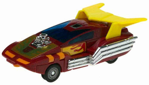 Hot Rod Rodimus Prime (Transformers G1 Commemorative Series I Hot Rod Reissue Figure ( Rodimus Major ))