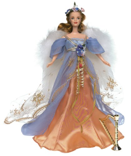 Harpist Angel Barbie Doll (Angel Doll)