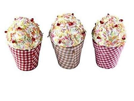 Lote de 20 Cajitas en Forma de Copa de Helado Cupcake ...