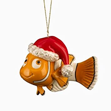 Image Unavailable. Image not available for. Color: Lenox Nemo Finds Christmas  Ornament - Amazon.com: Lenox Nemo Finds Christmas Ornament: Home & Kitchen