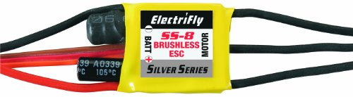 Great Planes ElectriFly Silver Series 8A - 8a Motor Shopping Results