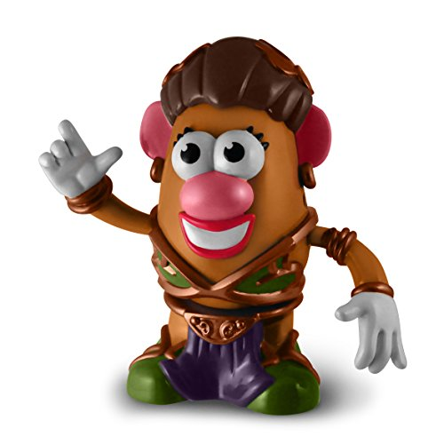 PPW Star Wars Princess Leia Mrs. Potato Head Toy (Princess Leia Costume Ideas)