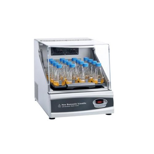 Incubated Shaker - EPPENDORF NORTH AMERICA M1344-0009 I24R Refrigerated Incubated Shaker, 120 V, 60 Hz, 3/4