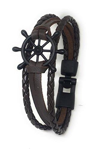 Pirates Mens Leather - 6