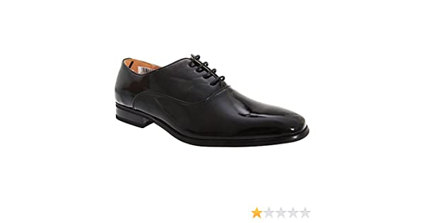 Amazon.com | Goor Mens Patent Leather Lace-Up Oxford Tie Dress Shoes | Oxfords