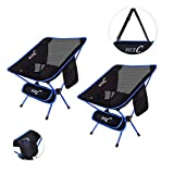 Best Camping Chairs - NiceC Ultralight Portable Folding Camping Backpacking Chair Compact Review