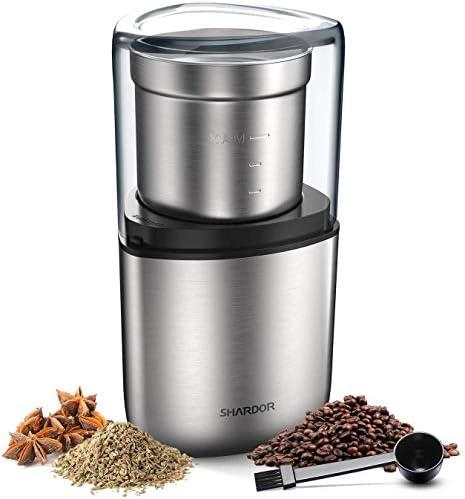 SHARDOR Electric Coffee Bean Grinder, Sp