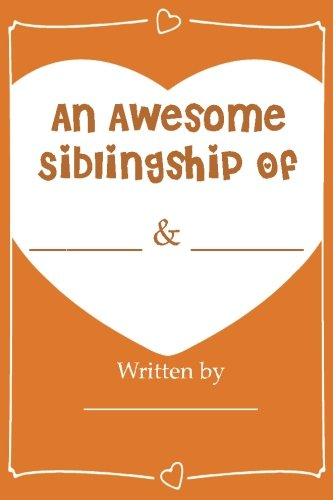 Awesome Siblingship Journal Brother Greeting product image