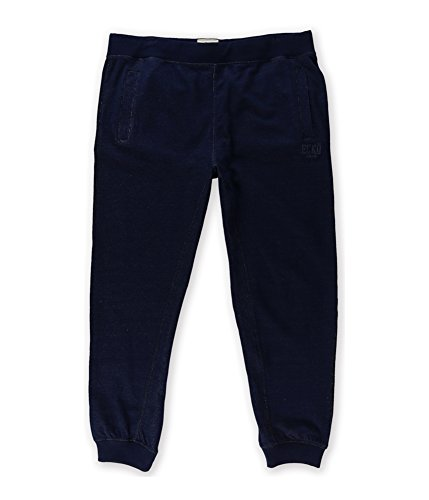 Ecko Unltd. Mens Fargo Slim Athletic Jogger Pants, Blue, X-Large