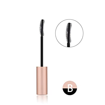 8d028d3dff8 Amazon.com : Natural Lengthening Mascara Black Long Lasting Waterproof  Thick Curling Eyelashes Moisturizer : Beauty