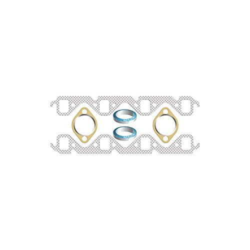 MACs Auto Parts 44-34782 Mustang Exhaust Manifold Gaskets - 260 Or 289 Or 302 Or 351W - Exhaust 351w