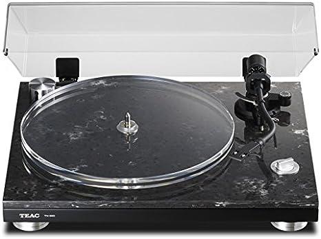 Teac TN 550 - Tocadiscos, Negro: Amazon.es: Electrónica